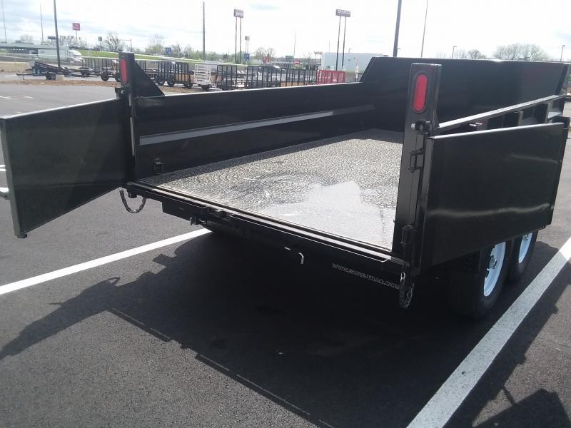 2018 Sure-trac 7'x12' Tele Dump 12k