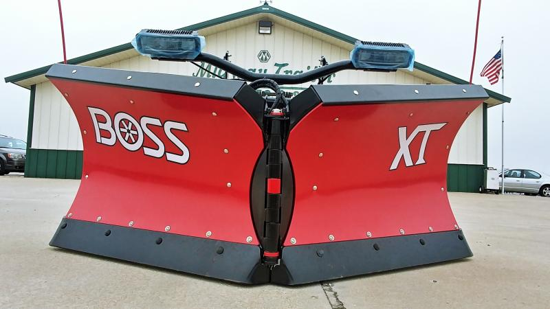"2018 Boss 8'2"" Vxt V-plow Poly"