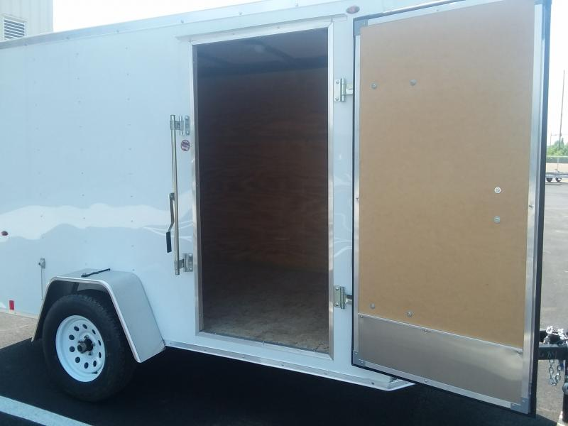 2019 Interstate 6' X 12' Enclosed