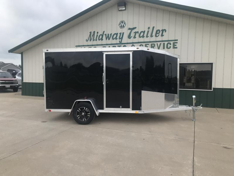 2018 One Trailers 6x10 Xtr 3k Black
