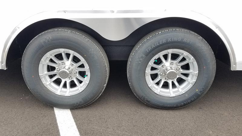 2019 Sure-trac 8.5'x20' Enclosed Tor 10k White