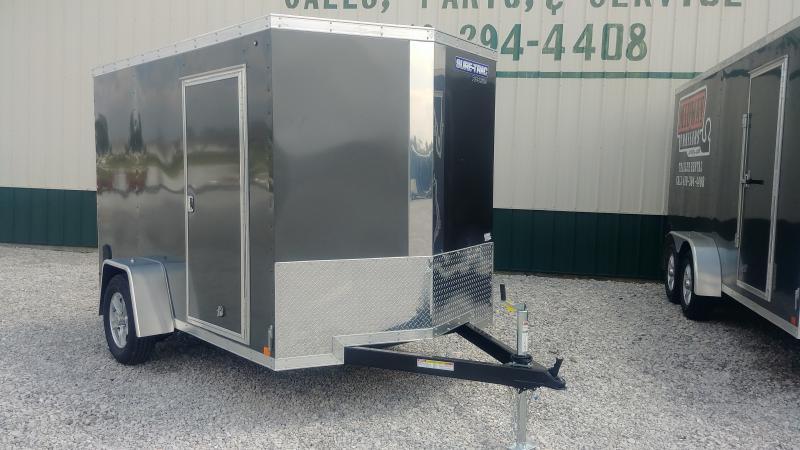 2019 Sure-trac 6 X 10 Enclosed Charcoal 3k