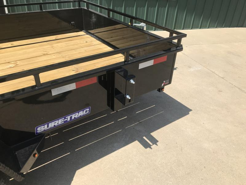 2019 Sure-trac 6 X 10 Steel High Side