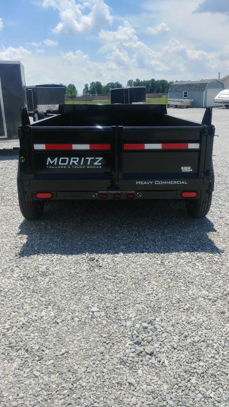 2019 Moritz 6x10 Dump 10k Scissor