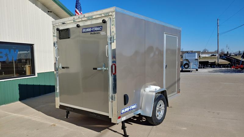 2019 Sure-trac 6x10 Psw 3k Pewter