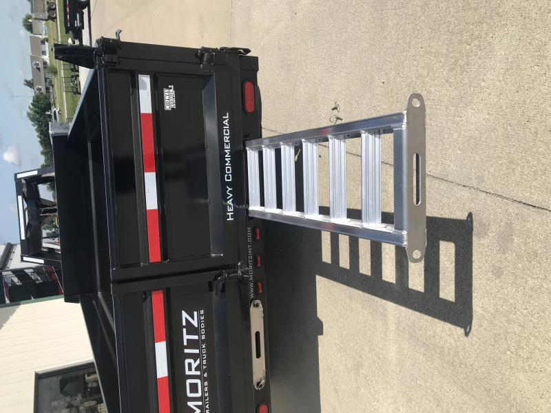 2019 Moritz 7x14 Dump 14k Gn Scissor