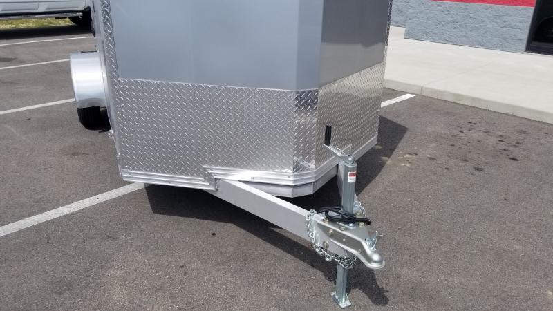 2019 Ez Hauler 6'x12' Silver Alum. 3k