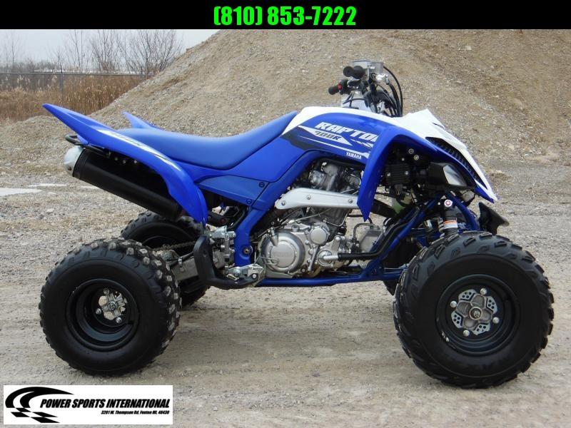 2018 Yamaha Raptor 700R Sport ATV Quad #0389 ATV
