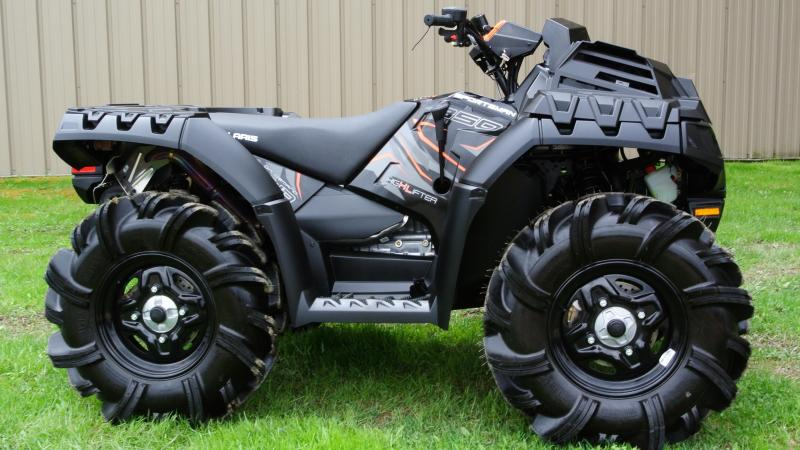 2019 POLARIS SPORTSMAN 850 HIGHLIFTER EDITION #3629