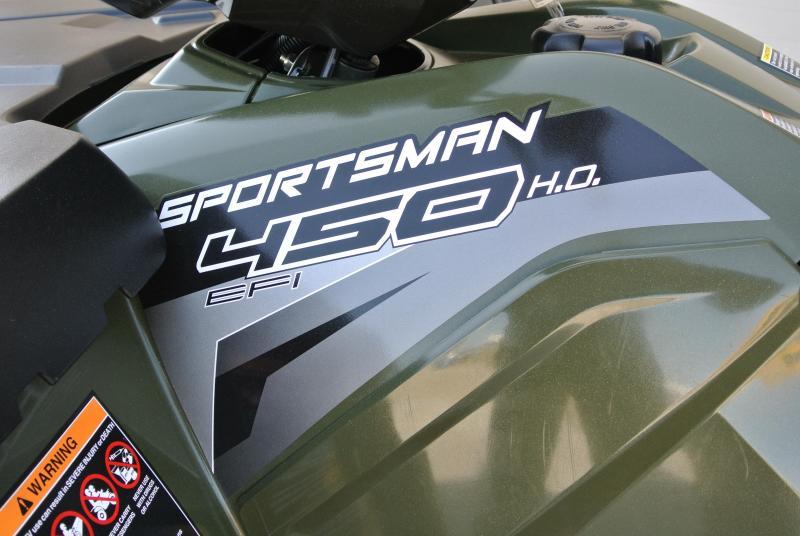 2017 POLARIS SPORTSMAN POWER STEERING 7025