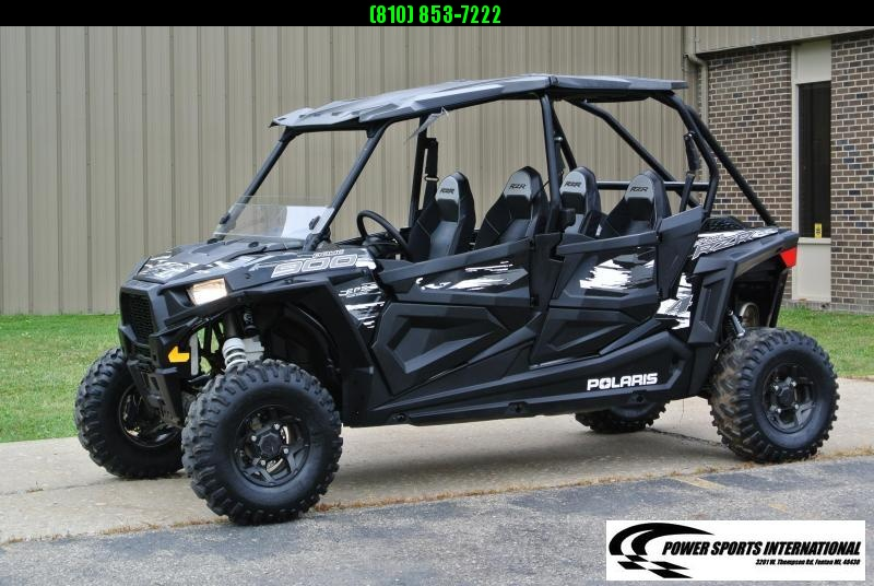 2018 POLRAIS RZR S4 900 (ELECTRIC POWER STEERING) 4-SEATER #5700