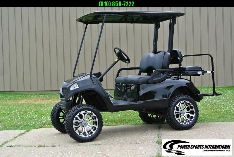 2013 Custom Yamaha Drive GAS POWERED Golf Cart #3713