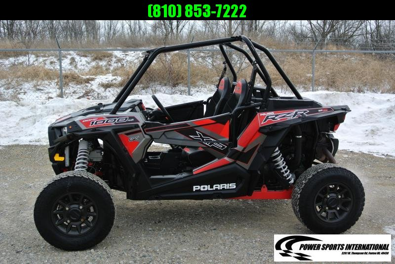 2017 POLARIS RZR XP 1000 (ELECTRIC POWER STEERING) #4793