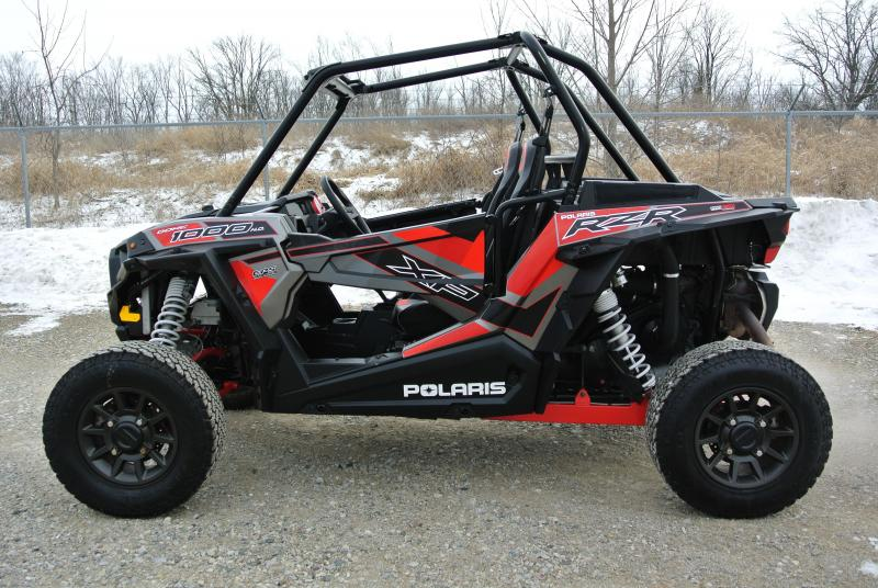 2017 POLARIS RZR XP 1000 (ELECTRIC POWER STEERING) #4793