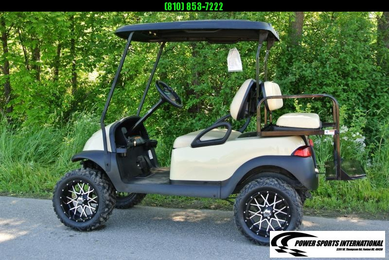 2013 Club Car Precedent 48V Electric Golf Cart #7641