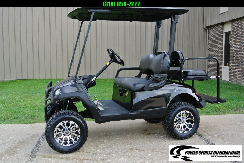 2013 Custom Yamaha Drive GAS POWERED Golf Cart #2025
