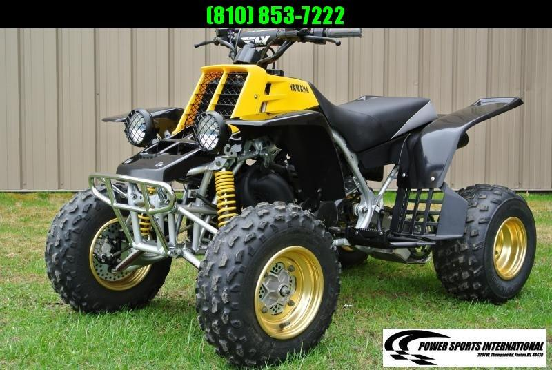 1996 Yamaha YFZ350SET BANSHEE MINT CONDITION SPORT ATV