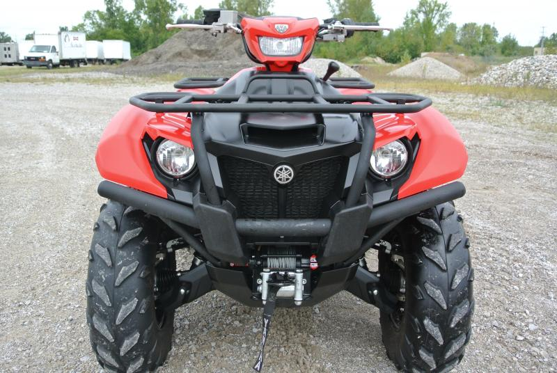 2017 YAMAHA YFM70KPXH KODIAK 700 EPS 4WD RED  #4517