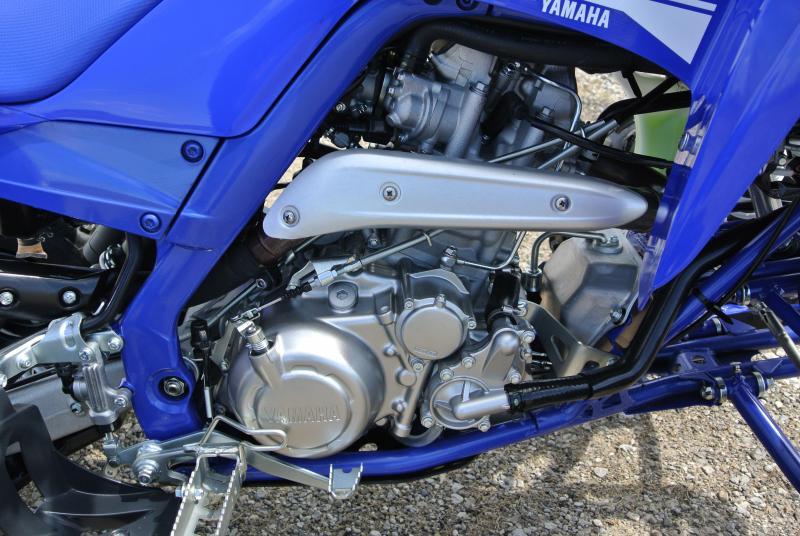 2018 Yamaha Raptor 700R Team Edition Sport ATV Quad #1889