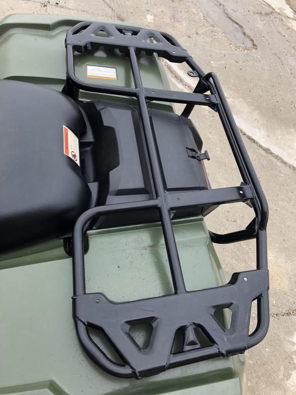 2015 Honda TRX500 Foreman RUBICON 4x4 ATV #1702