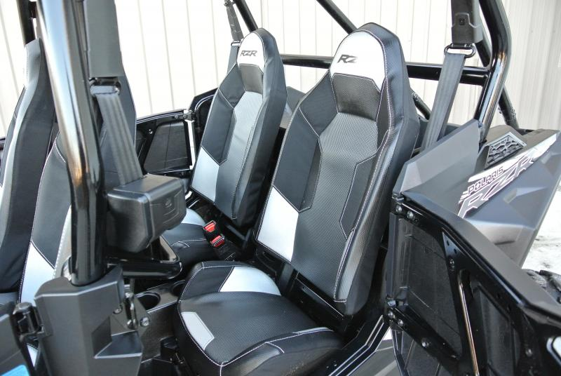 2018 POLARIS RZR S4 900 EPS 4-Seater Black Sport Side-by-Side #1042