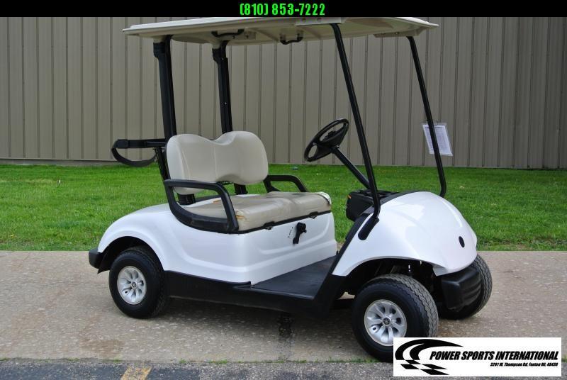 2011 Yamaha Drive GAS Golf Cart #4772