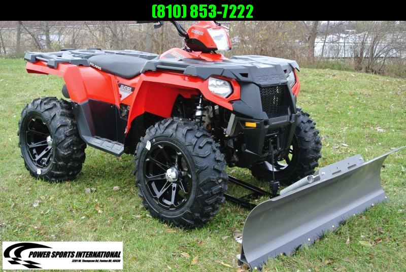 2016 POLARIS SPORTSMAN 570 (ELECTRIC POWER STEERING) RED #5895