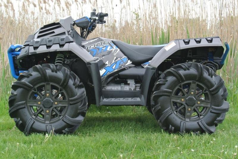 2017 POLARIS SPORTSMAN 1000 XP HIGH LIFTER #7003
