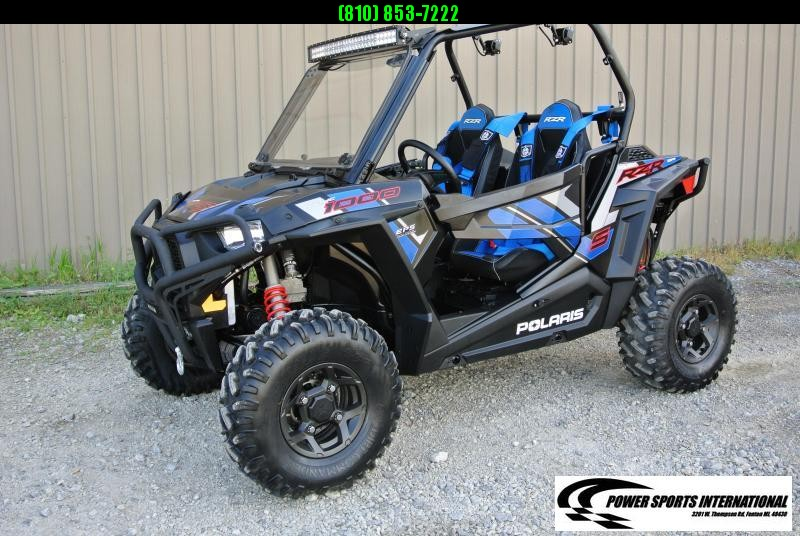 2017 POLARIS RZR S 1000 (ELECTRIC POWER STEERING) #9742