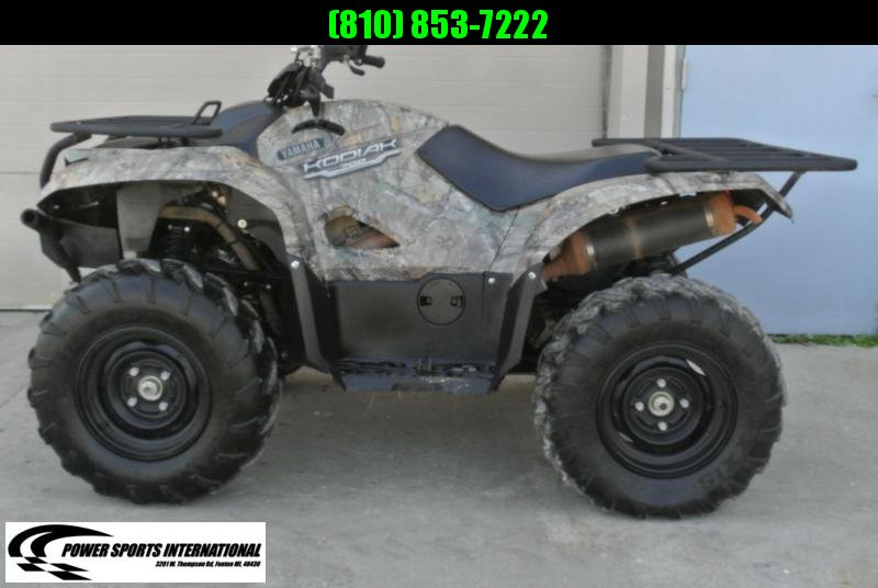 2016 YAMAHA YFM70KDHGH KODIAK 700 4WD ATV HUNTER EDITION #0140