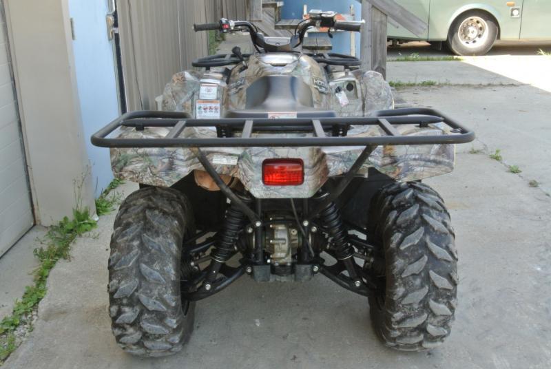 2016 YAMAHA YFM70KDHGH KODIAK 700 4WD ATV HUNTER EDITION #0140