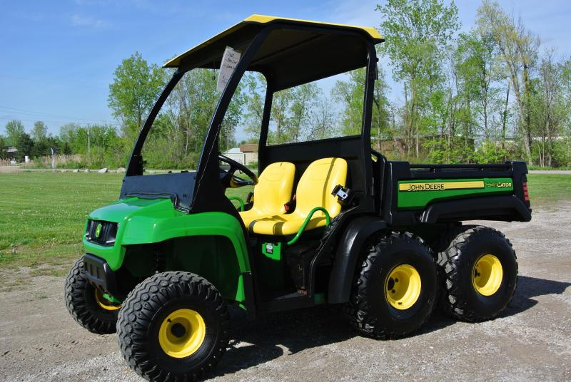 2013 JOHN DEERE GATOR TH 6X4 5614M Side by Side UTV #0566
