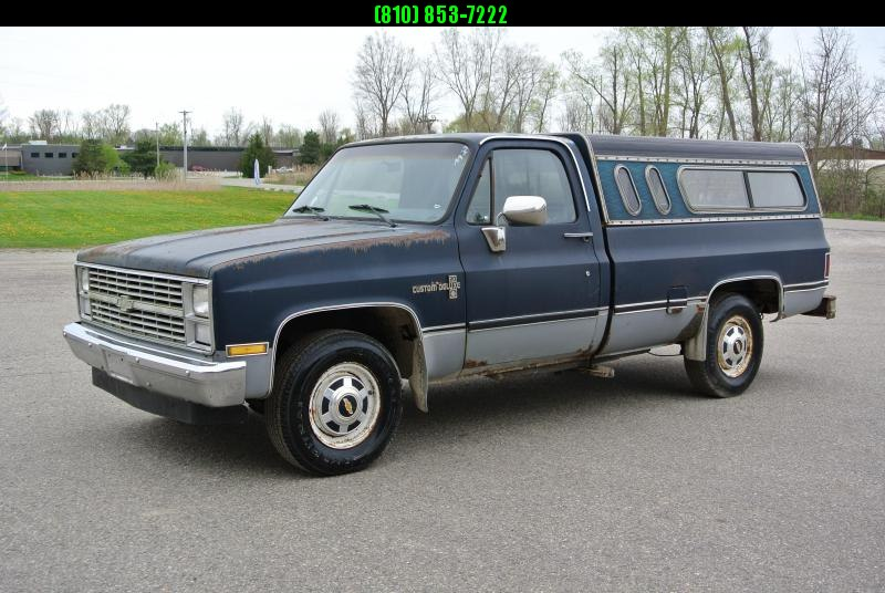 1984 Chevrolet C20 Full Size 3/4 Ton Truck Classic Style MUST SELL  #9863