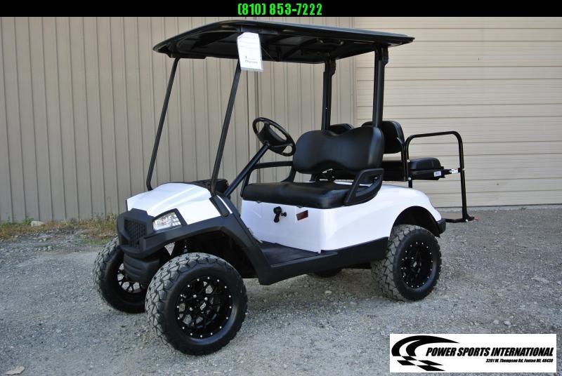 2013 Custom Yamaha Drive GAS POWERED Golf Cart #4177