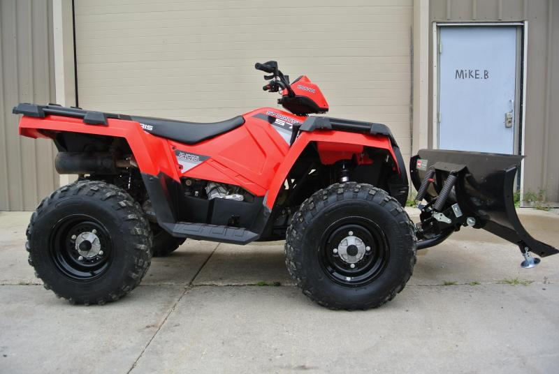 2015 POLARIS SPORTSMAN 570 (ELECTRIC FUEL INJECTION) #4394