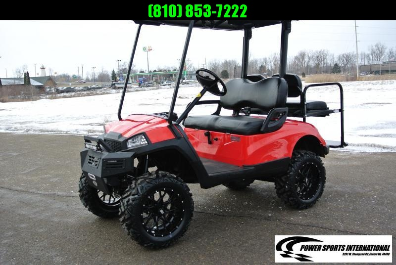 2014 Custom Yamaha Drive Gas Powered Golf Cart  #6120