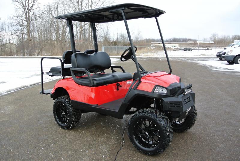 2014 Custom Yamaha Drive Gas Powered Golf Cart  #6120