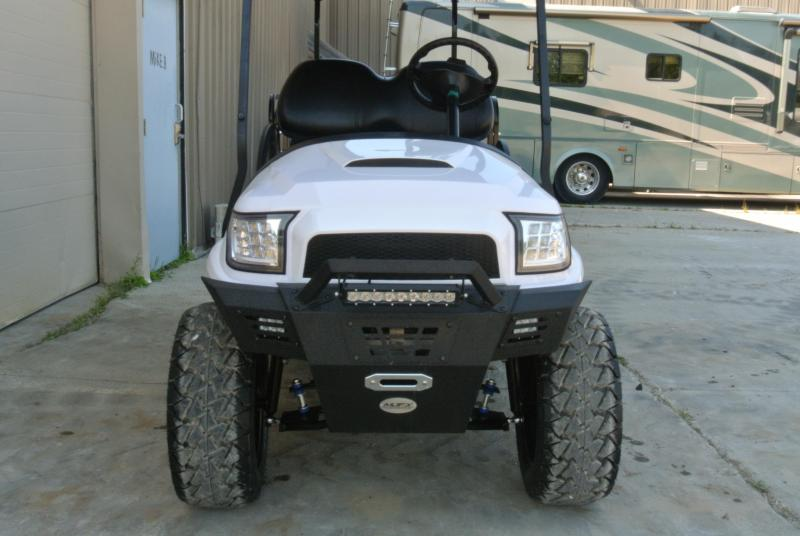 2011 Club Car gas w/ HAVOC body and thousands in extras.