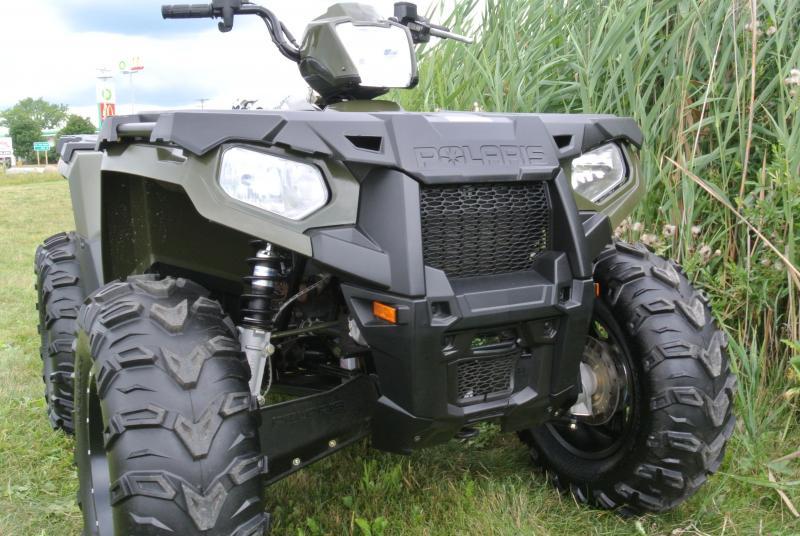2017 POLARIS SPORTSMAN 570 (ELECTRIC FUEL INJECTION) 4X4 ATV #2561