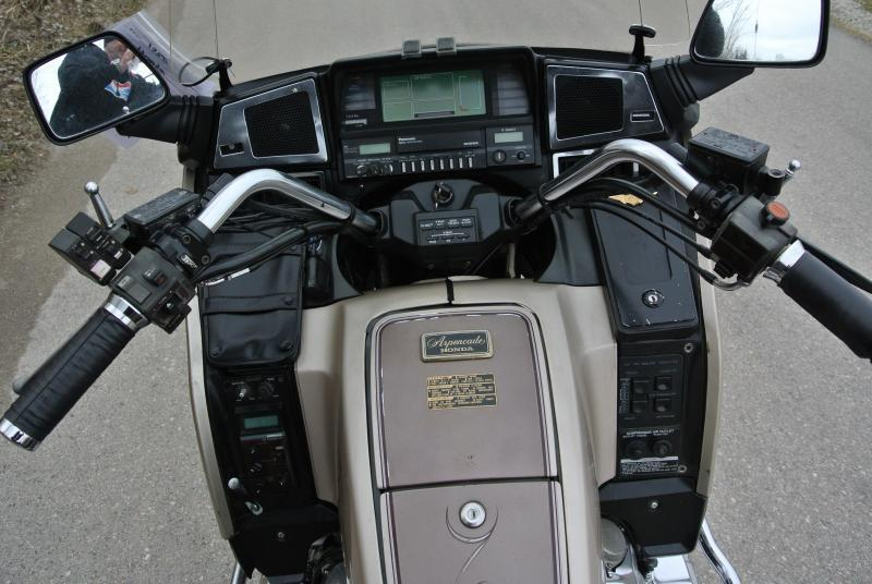 HONDA GOLD WING 1200 ASPENCADE 1200 Motorcycle #7464