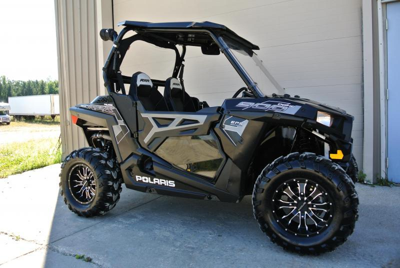 "2016 POLARIS RZR 900 (ELECTRIC POWER STEERING) 50"" TRAIL #1778"
