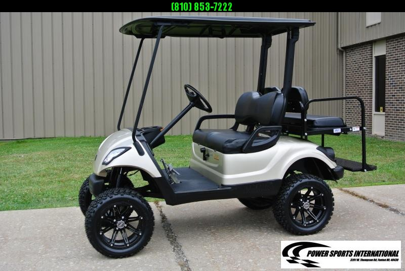 2013 Custom Yamaha Drive GAS POWERED Golf Cart #1976