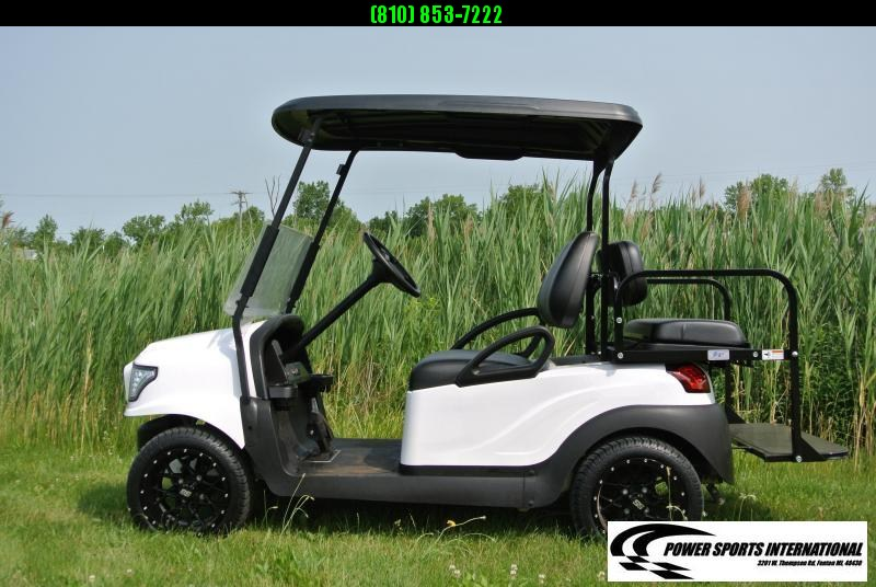 2015 CLUB CAR PRECEDENT 48V GOLF CART #3466