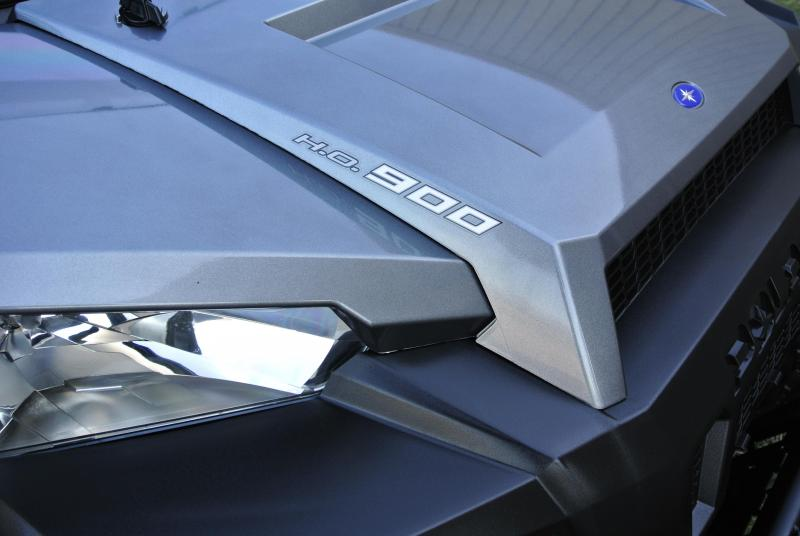 2015 POLARIS RANGER XP 900 EPS METALLIC SILVER FULL SIZE #4388