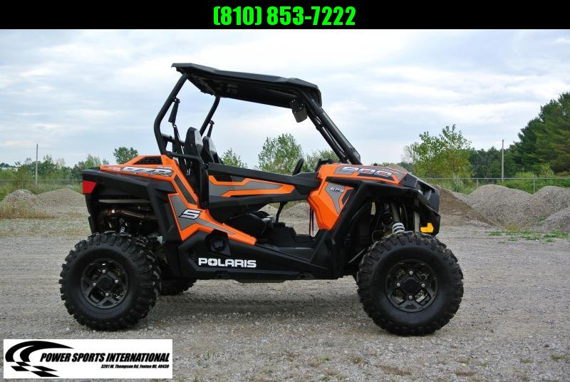 2016 Polaris RZR S 900 Sport Side-by-Side w/ EPS #3463