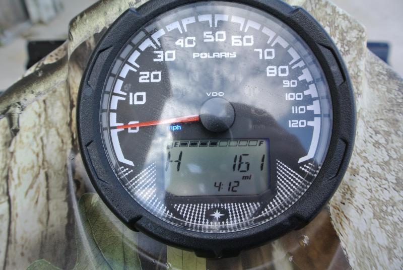 2017 POLARIS SPORTSMAN 570 CAMOUFLAGE 4X4 ATV #5417