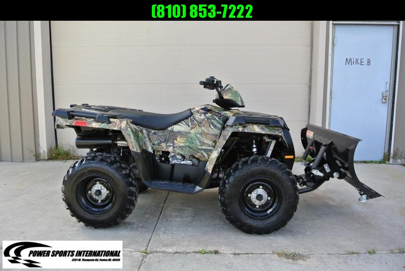 2017 POLARIS SPORTSMAN 570 CAMOUFLAGE 4X4 ATV #5417