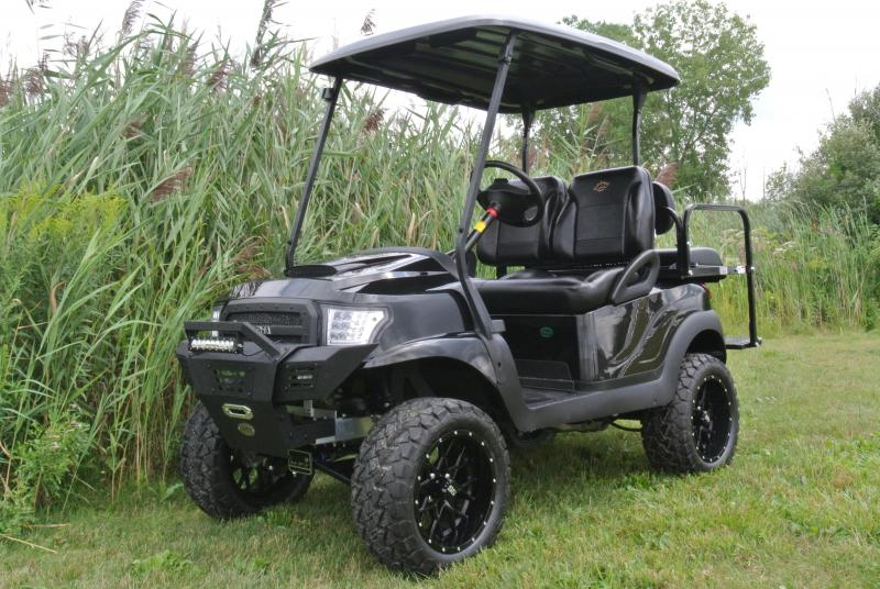 2011 Club Car Gas w/ ALPHA Body and Thousands in Extras #3739