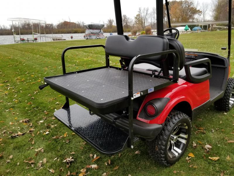 2013 Yamaha Drive GAS Golf Cart w/ Thousands in Extras #11285