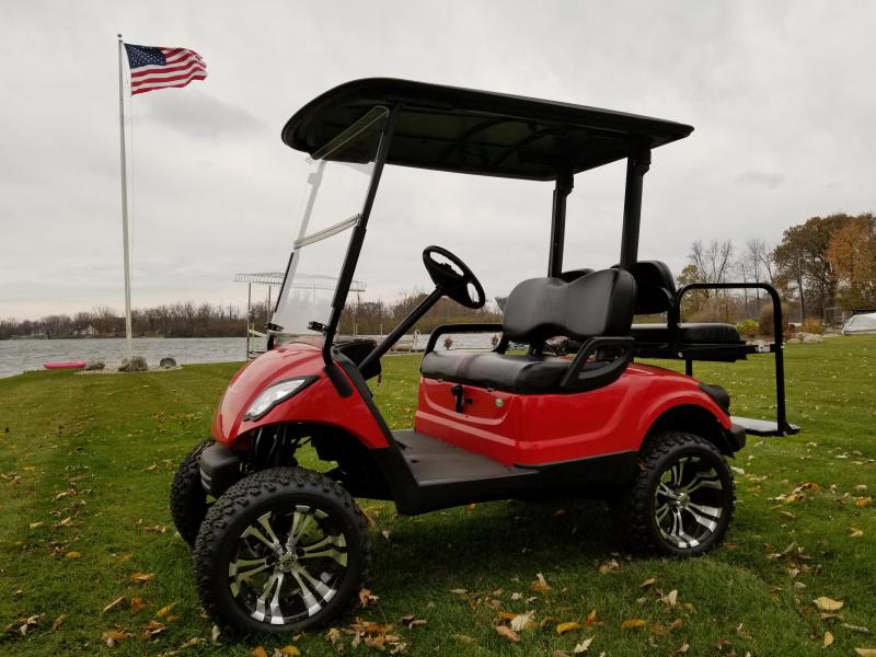2013 Yamaha Drive GAS Golf Cart w/ Thousands in Extras #11285